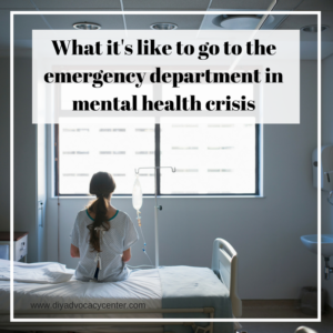 Emergency Department in Crisis